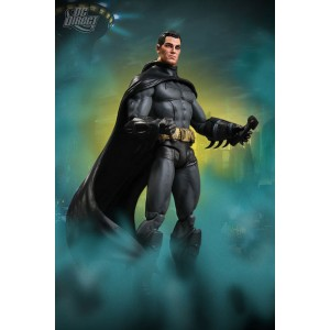Batman Arkham City Action Figure Series.1: Batman (Infected)