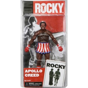 Rocky: Series 1 Apollo Creed Post Combat (Neca)
