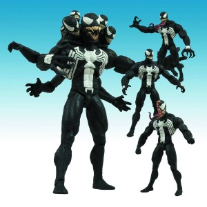 Marvel Select: Venom Action Figure
