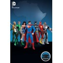 Justice League The New 52 We Can Be Heroes 7 Pack Box Set