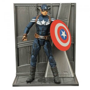 Marvel Select: Capitán América Soldado de Invierno Action Figure