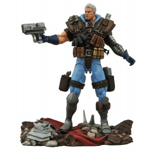Marvel Select: Cable Action Figure