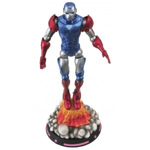 "Marvel Select: Capitán América ""What if?"" Action Figure"