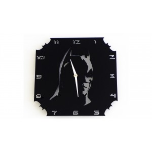 Batman: reloj de pared en metacrilato.