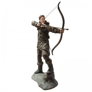 Game of Thrones (Juego de Tronos) Ygritte figura de 19 cm.