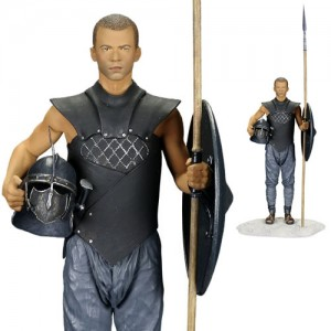 Game of Thrones (Juego de Tronos) Grey Worm (Gusano Gris) figura de 19 cm.
