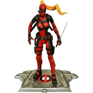 Marvel Select: Lady Deadpool Action Figure
