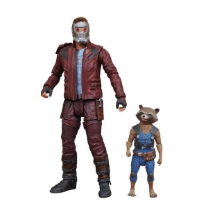 Marvel Select: Guardians of the Galaxy 2 Star-Lord & Rocket Action Figure