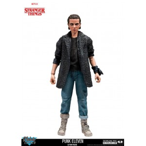 Stranger Things: McFarlane Toys Action Figures PUNK ELEVEN