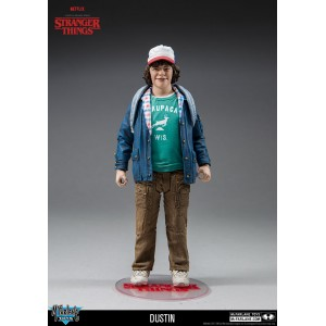 Stranger Things: McFarlane Toys Action Figures DUSTIN
