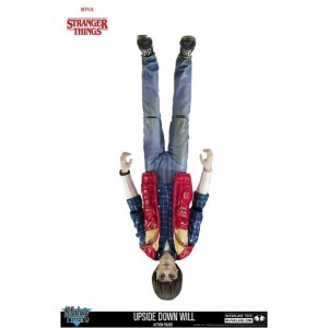 Stranger Things: McFarlane Toys Action Figures WILL Upside Down(Mundo del revés)