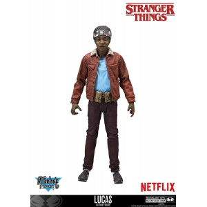 Stranger Things: McFarlane Toys Action Figures LUCAS