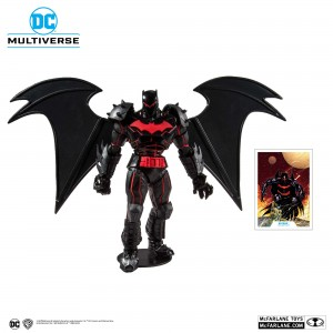 DC Multiverse: Batman Hellbat Suit McFarlane Toys action figure