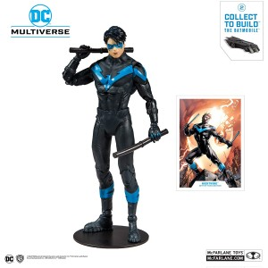 DC Multiverse: Nightwing McFarlane Toys action figure