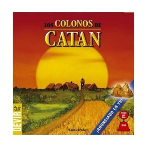 Los Colonos de Catan