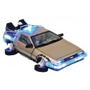 Back to the Future part III: Delorean 1/15th scale