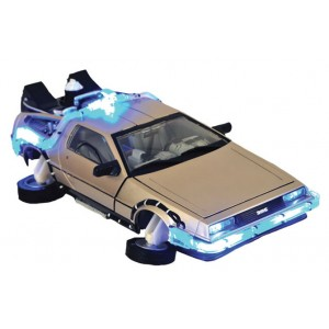 Back to the Future part II: Delorean 1/15th scale