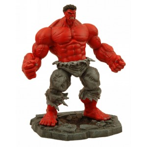 Marvel Select: Red Hulk Action Figure