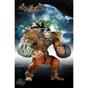 Batman: Arkham Asylum Action Figures Series 2 BANE
