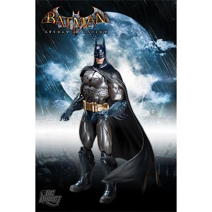 Batman: Arkham Asylum Action Figures Series 2 BATMAN ARMORED